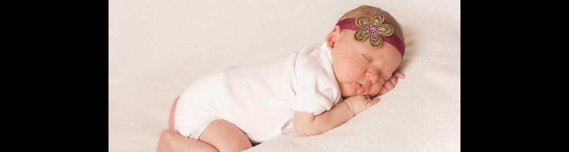 Zoe Marie ( 2 Wochen ) – Neugeborenenfotografin Ludwigshafen
